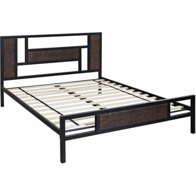 Hyde Park Twin Metal Bed Frame