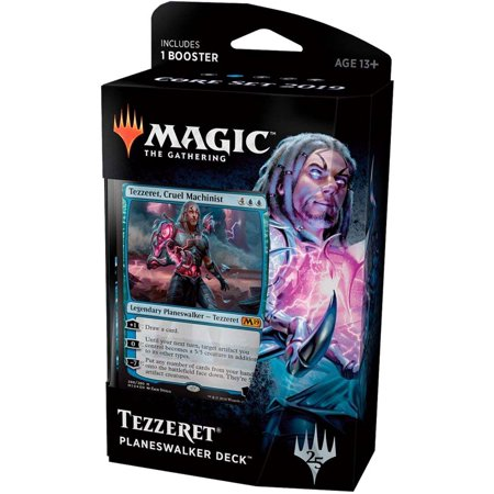 MtG Magic Core Set 2019 Tezzeret Planeswalker