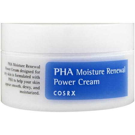 COSRX PHA Moisture Renewal Power Cream, 1.69 Fl