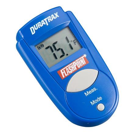 Infrared Temperature Gauge - Duratrax Flashpoint Infrared Temperature Gauge