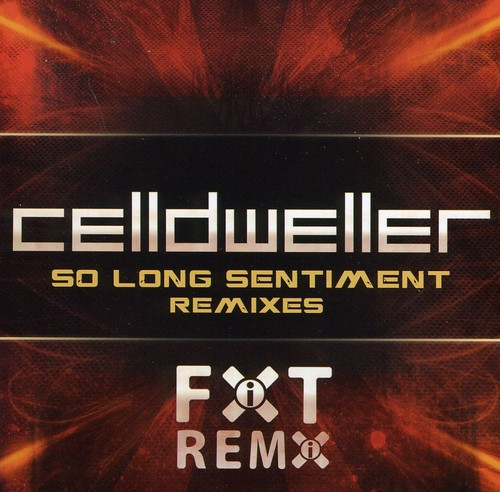 Celldweller - So Long Sentiment Remixes [CD]