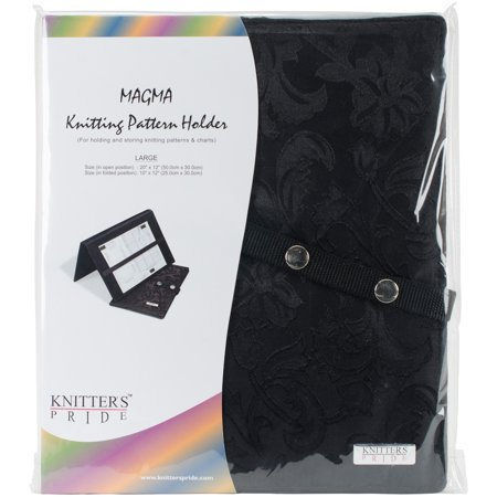 Mohair Knit Pattern (Magma Knitting Fold-Up Pattern Holder)