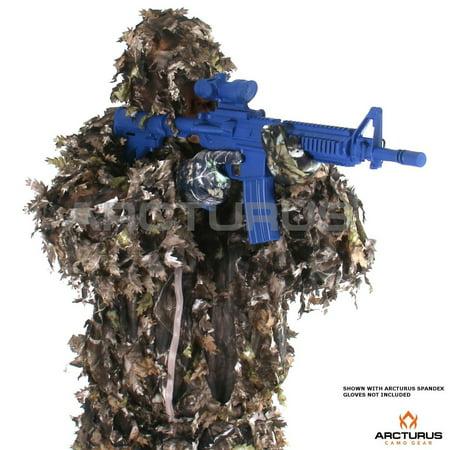 Arcturus 3D Leafy Ghillie Suit™ by Arcturus Camo (Dark Woodland, ML)