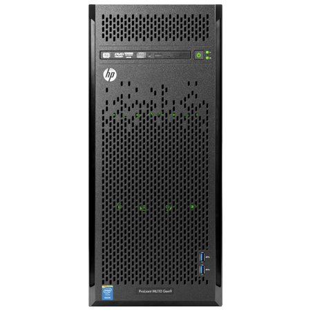 HPE ProLiant ML110 Gen9 Entry - Xeon E5-2603V4 1.7 GHz - 8 GB - 0 TB