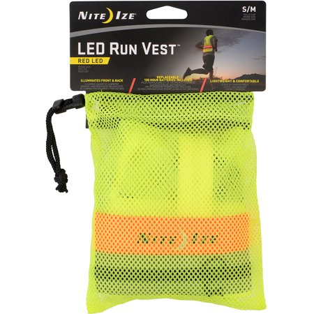 Nite Ize LED Run Vest](Led Vests)