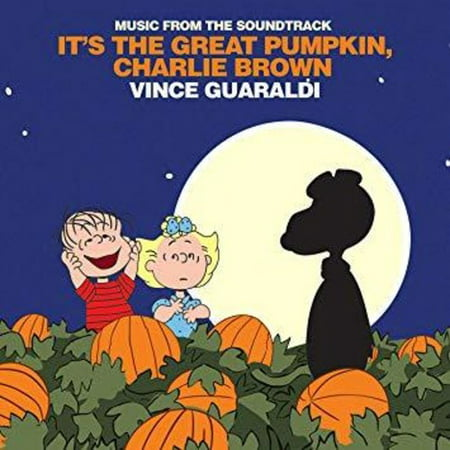 Vince Guaraldi - It's the Great Pumpkin, Charlie Brown (Music From the Soundtrack) - Vinyl ()