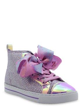 Nickelodeon Jojo Siwa Mermaid Scales High-Top Sneaker (Toddler Girls)