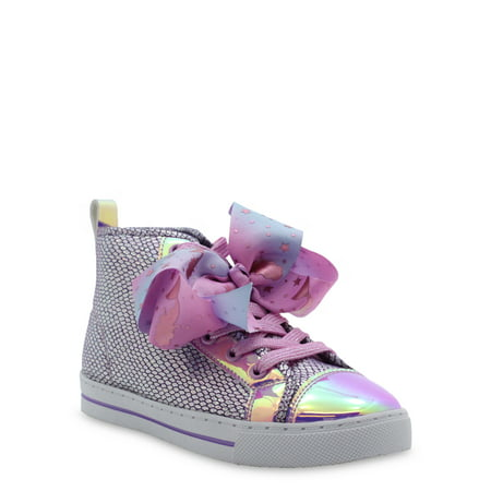 Nickelodeon Jojo Siwa Mermaid Scales High-Top Sneaker (Toddler Girls)