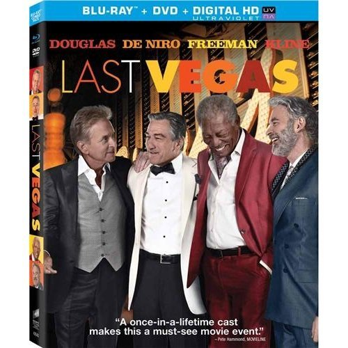 Last Vegas (Blu-ray   DVD   HD Digital Copy) (With INSTAWATCH) (Widescreen)
