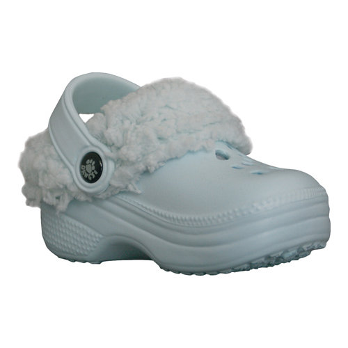 Childrens Dawgs FleeceDawgs Fleece-lined Clogs