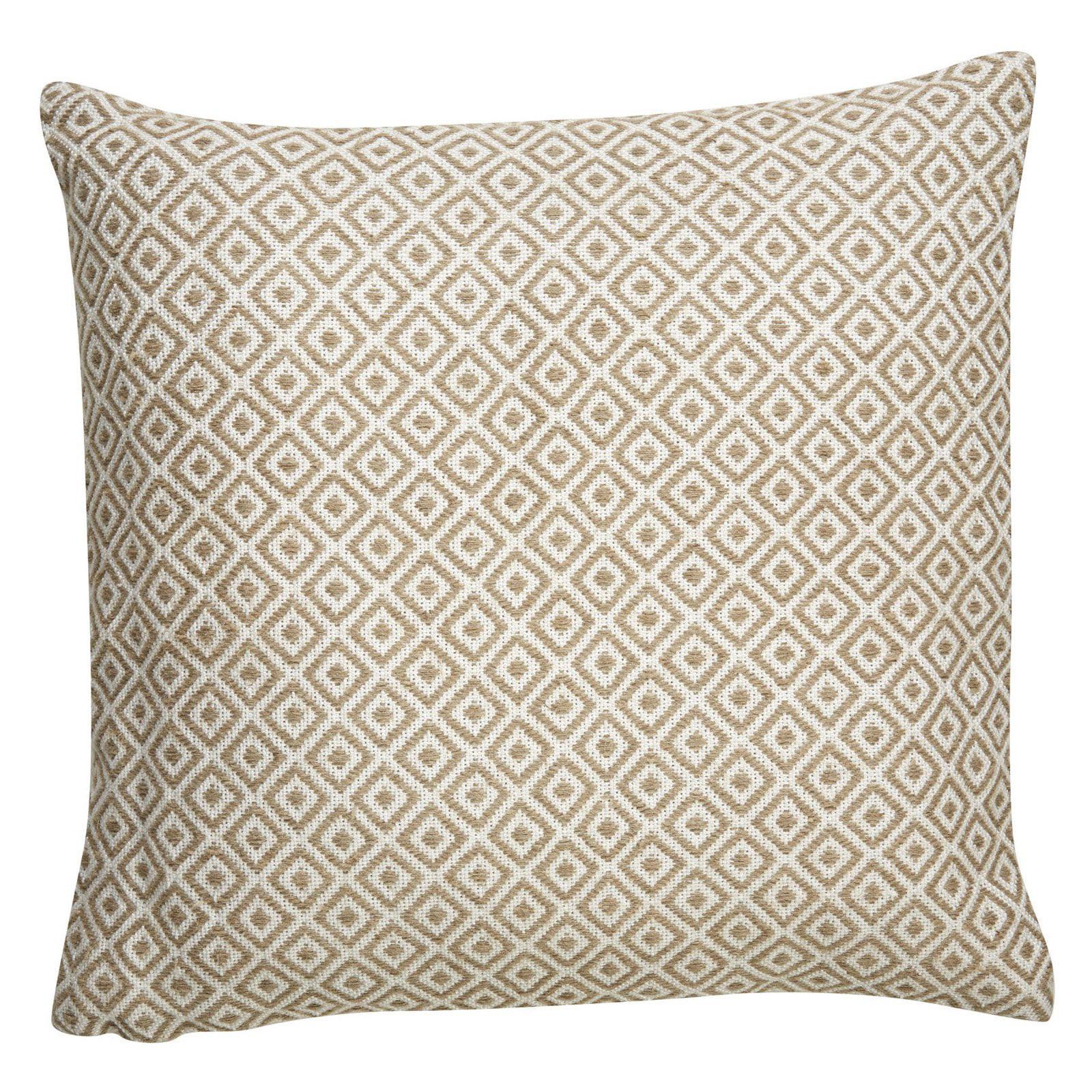 Jaipur Tribal Viscose and Bamboo Decorative Pillow