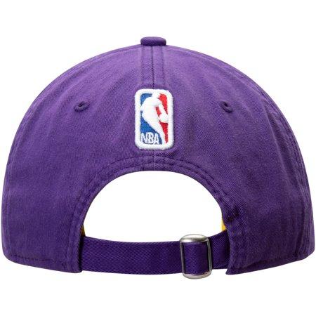 fa4a60099 Los Angeles Lakers NBA Purple Back-Half Series 9TWENTY Cap