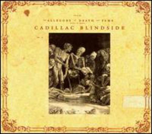 Cadillac Blindside - Allegory of Death & Fame [CD]
