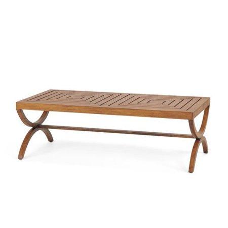 caluco torino outdoor coffee table