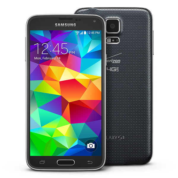 Verizon Samsung Galaxy S5 16GB Refurbished Smartphone, Black