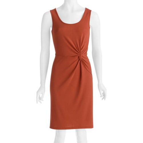 Alexis Taylor Women's Side Twist Tank Dress