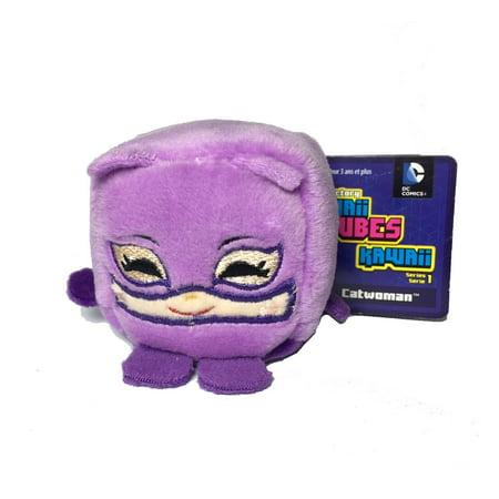 Kawaii Cubes: DC Comics - Catwoman Small Plush - Baby Catwoman