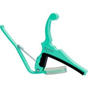 Kyser Fender x Kyser Quick-Change Classic Colors Electric Guitar Capo Surf Green