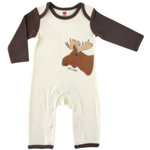 Touched By Nature Newborn Baby Boys And Girls Organic Romper Choose