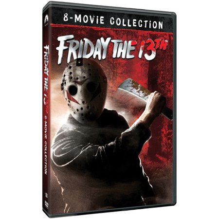 Friday the 13th: 8-Movie Collection (DVD) (Friday The 13th Best Counselor)