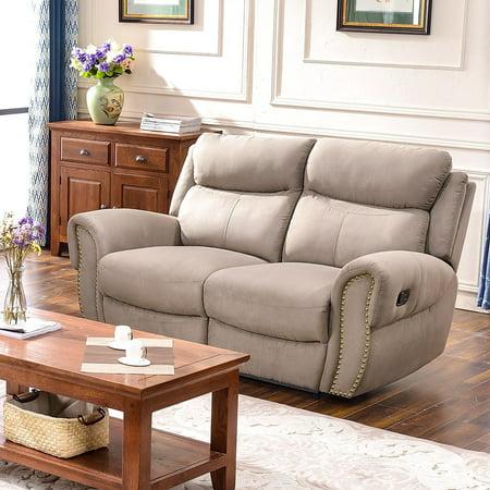 harper bright designs recliner loveseat walmart com