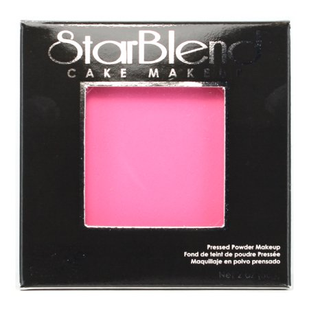 mehron StarBlend Cake Makeup  - Pink - Pink Face Makeup For Halloween