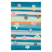 Safavieh Kids Clement Star Floral Area Rug
