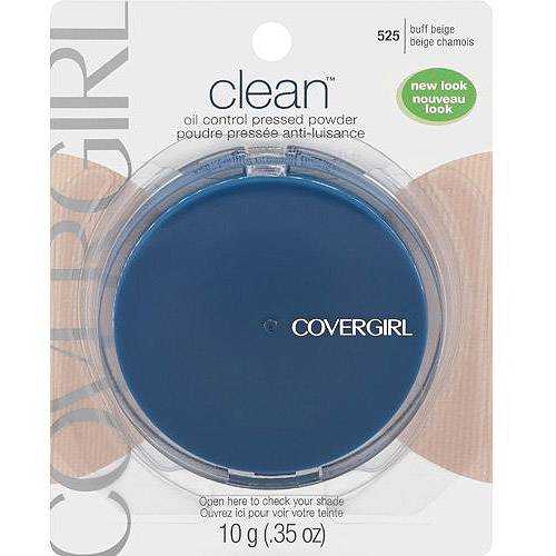 Covergirl Clean Oil Control Pressed Powder