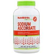 NutriBiotic Immunity, Sodium Ascorbate, Crystalline Powder, 16 oz (454 g)