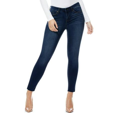 Sofia Jeans Sofia Skinny Mid Rise Stretch Ankle Jean Women's