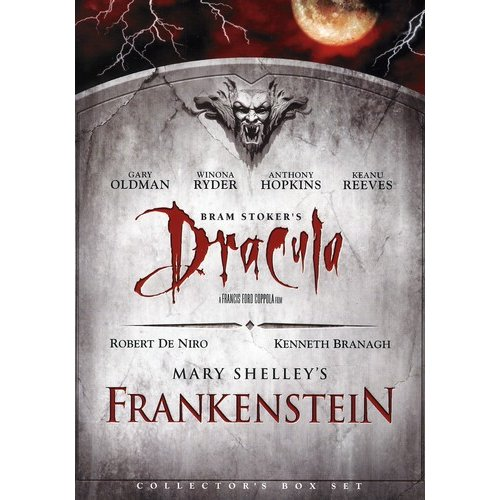 Bram Stoker's Dracula / Mary Shelly's Frankenstein (Full Frame, Widescreen)