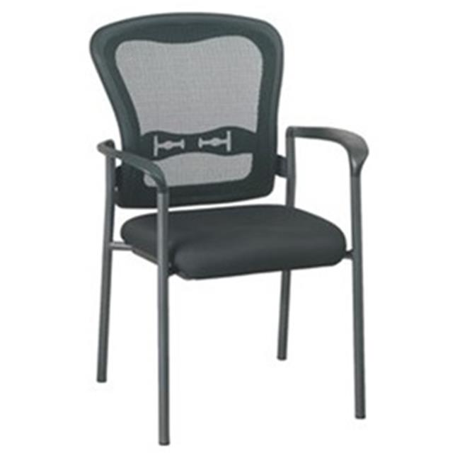 Office Star-Pro-Line II 84510-30 ProGrid Back Modern Visitor Chair