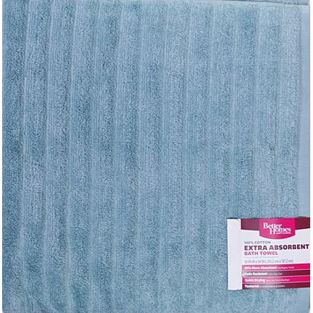 Better Homes And Gardens Extra Absorbent Textured Towel Collection Best Bath Towels