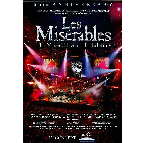 Les Miserables: 25th Anniversary (Widescreen, ANNIVERSARY)
