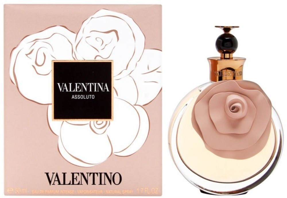 4 Pack Valentina Assoluto By Valentino Eau De Parfum Spray 1.7 oz by