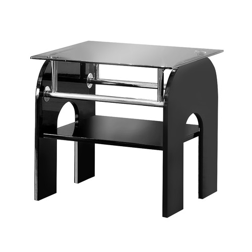 Hokku Designs Swooping End Table by Hokku Designs