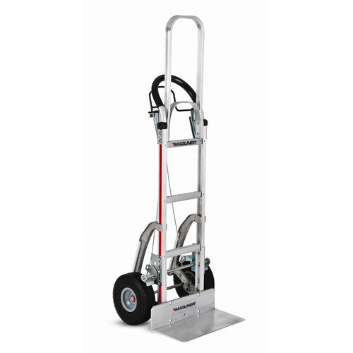 Magline, Inc. Brake Hand Truck with Single Pin