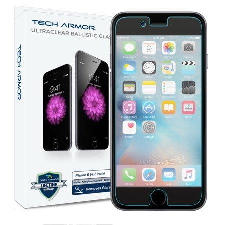 Iphone 6 Plus Glass Screen Protector Tech Armor Antiglare Ballistic Glass Apple Iphone 6s Plus Iphone 6 Plus 5 5 Inch Screen Protectors 1 Pack