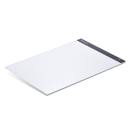 Aibecy Portable A3 LED Light Box Drawing Tracing Tracer Copy Board Table Pad Panel Copyboard with Memory Function Stepless Brightness Control for Artist Animation Tattoo Sketching Architecture Calligr - image 7 of 7
