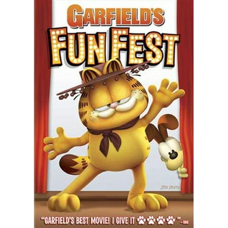 Garfield's Fun Fest (DVD) - Halloween Fun Fest