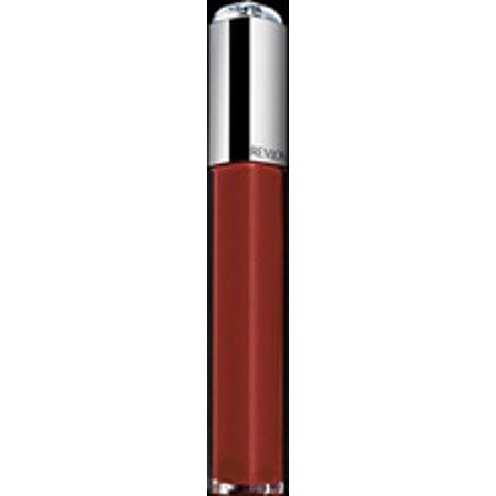 Revlon Ultra HD Lip Lacquer, 545 HD Carnelian, 0.20 Fl Oz