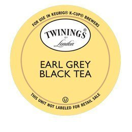 Twining's of London Earl Grey Tea, K-Cup Portion Pack for Keurig Brewers (96 Count)