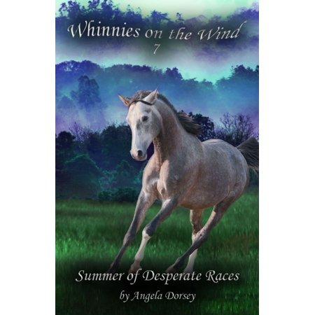 Summer of Desperate Races - eBook
