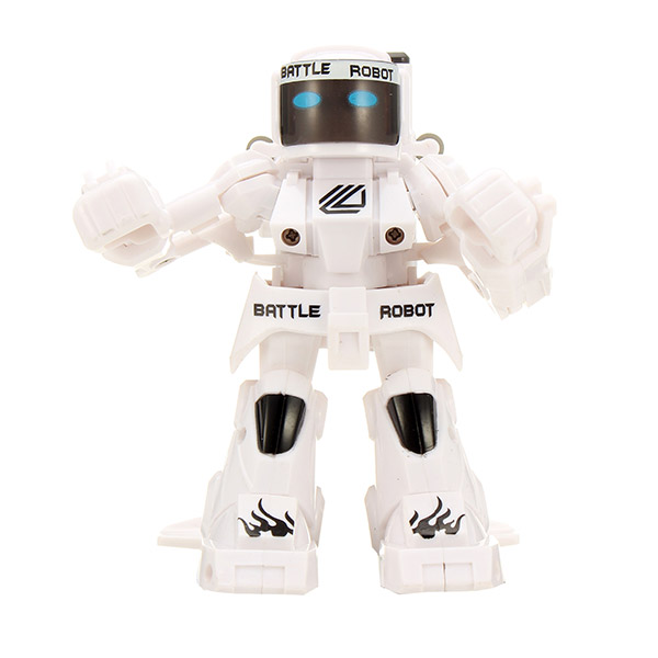 2.4G Electric RC Battle Robot Intellegent Boxing Fighting Robot Toy with Remote... by