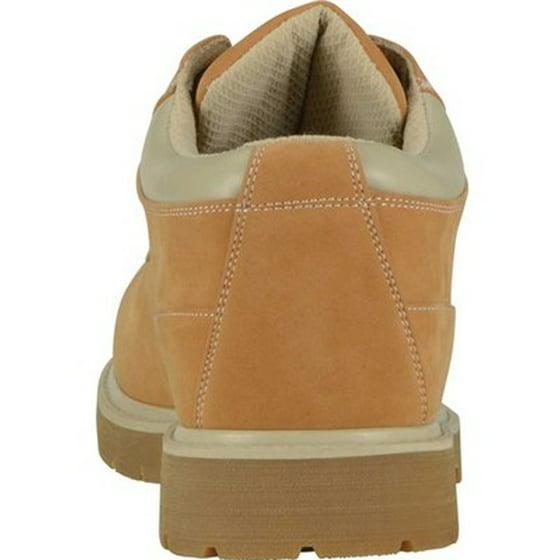 174e0fbef6ca Lugz - lugz men s drifter lo lx golden wheat cream gum oxford 8 d (m) -  Walmart.com