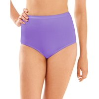 Bali Womens Full Cut Fit Cotton Brief Style-2324