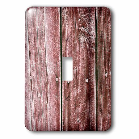 3dRose Print of Vintage Red Country Barn Side, 2 Plug Outlet Cover ()