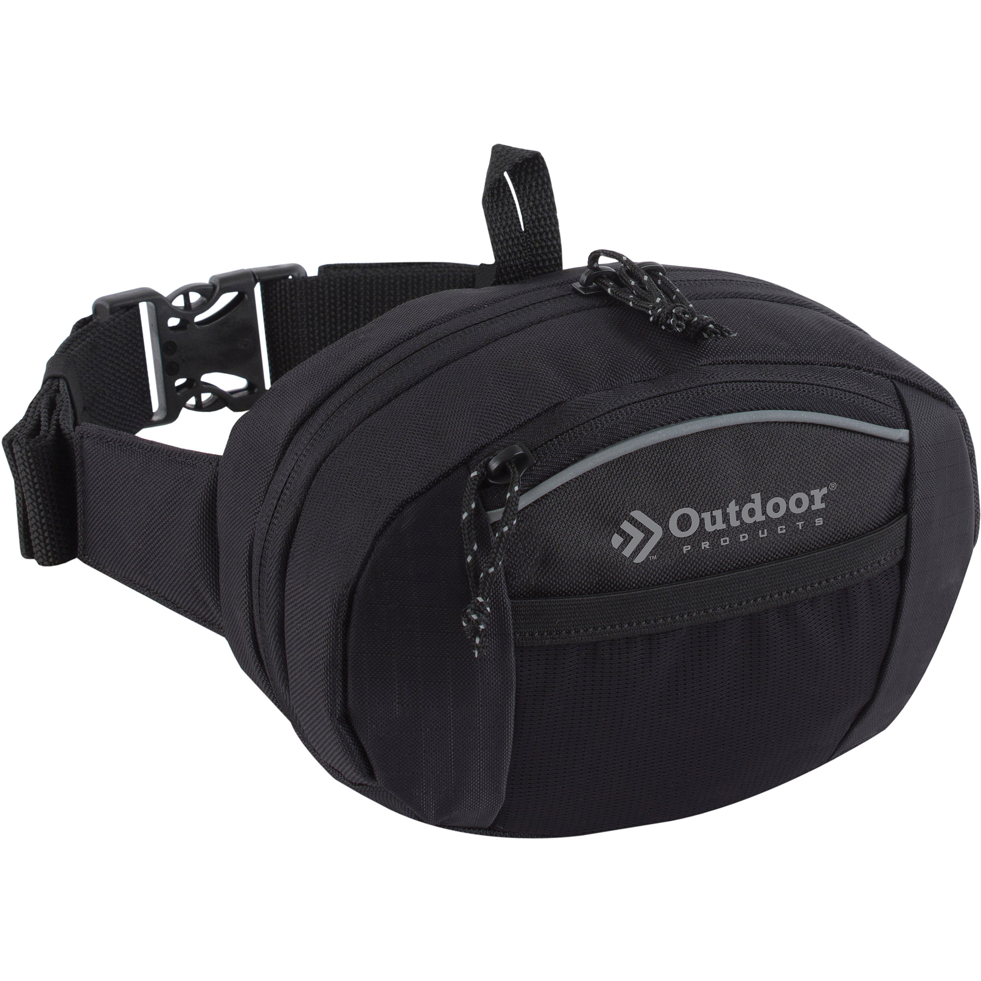 Outdoor Products Essential Waist Pack, Black