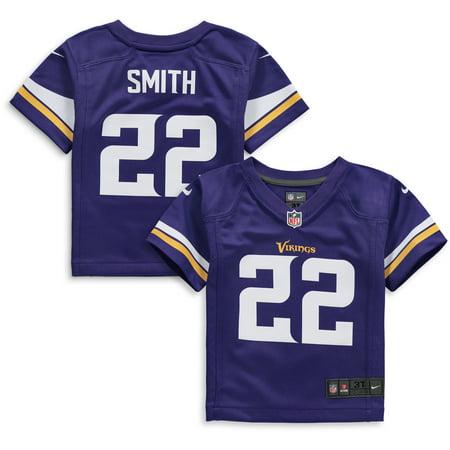 detailed look bad78 04877 Harrison Smith Minnesota Vikings Nike Toddler Player Game Jersey - Purple -  Walmart.com