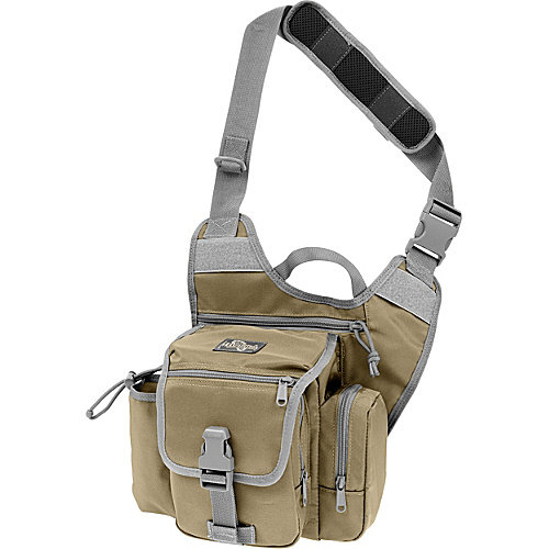 Maxpedition Fatboy G.T.G. Versipack (Black) Multi-Colored